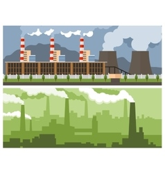 Metallurgical plant and power vector
