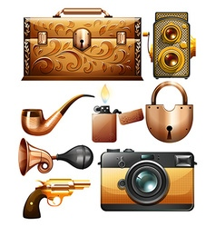 Objects vector
