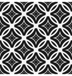 Abstract seamless pattern repeating geometric vector
