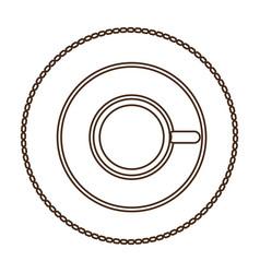 Coffee espresso icon image vector