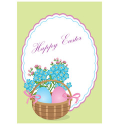 easter collection-03 vector image vector image