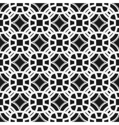 Geometric seamless pattern repeating background vector