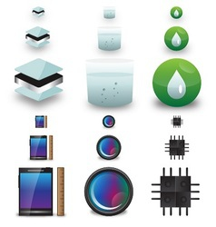 Specifications icon vector image