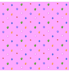 Childish pattern vector