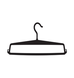 Clothes hanger icon2 resize vector