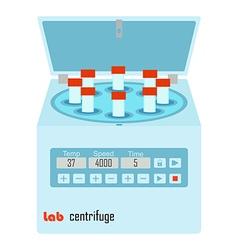 Lab centrifuge vector