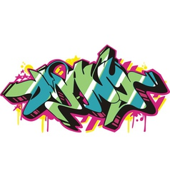 Graffito - many vector