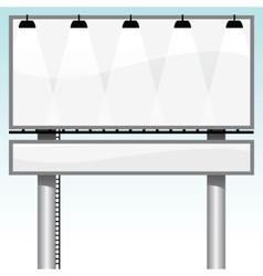 Billboards vector