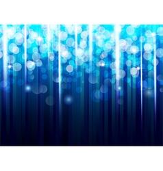 Blue sparkling background vector