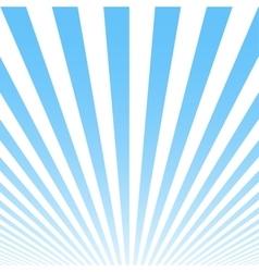 Blue striped summer background vector