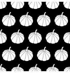 Monochrome autumn background vector