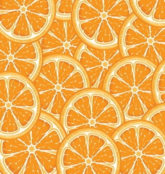 Orange pattern vector