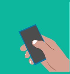 click handphone vector image