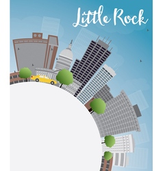 Little rock vector