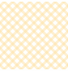 Diagonal tablecloth seamless wallpaper pattern vector image
