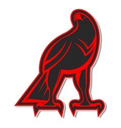 Hawk logo vector