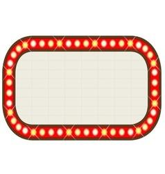 Ad Board vector image