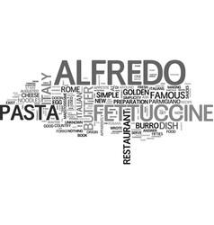 Alfalfa text word cloud concept vector