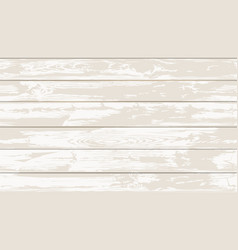 Two color white seamless wood texture vector