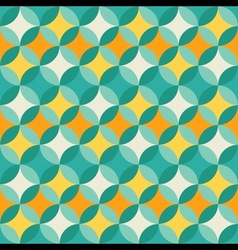 Abstract colorful pastel geometric pattern vector
