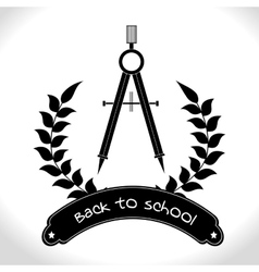 Back to school season vector