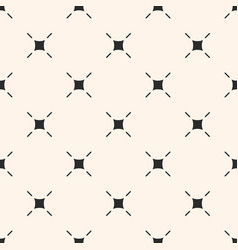 minimalist seamless pattern with thin lines vector image vector image