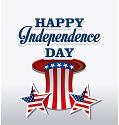 Indepedence day vector