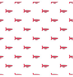 Airship pattern vector