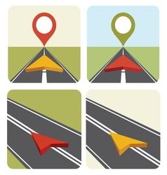 GPS NAVIG1 resize vector image