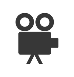 Videocamera film movie cinema icon graphic vector