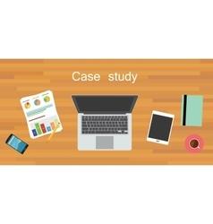 Case study vector