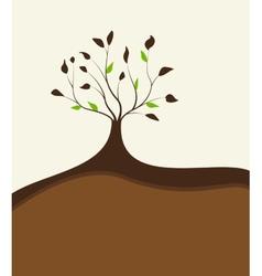 Tree 8 vector