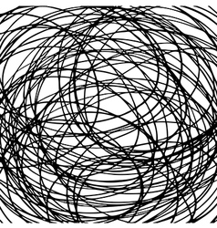 Doodle abstract 2 vector image vector image