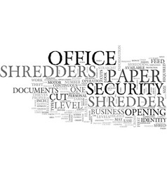 What should i look for in an office paper vector