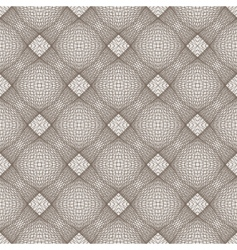guilloche pattern vector image vector image