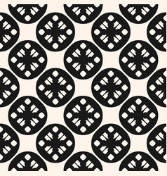 asian style geometric seamless pattern vector image vector image