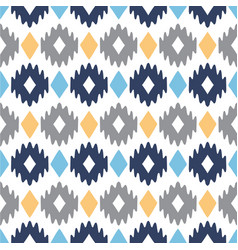 Ethic seamless pattern vector