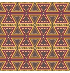 Colombian national pattern vector