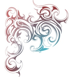 Tribal tattoo vector