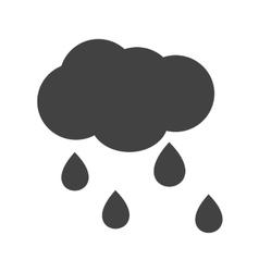 Rainfall vector image