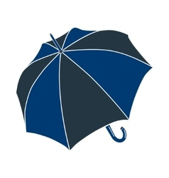 Umbrella rain awning vector