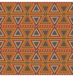Colombian national pattern vector image vector image