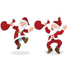 Santa Claus color vector image vector image