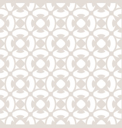 seamless pattern floral ornament texture vector image