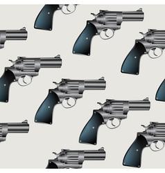 gun seamless background vector image
