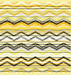 Abstract ethnic chevron print vector
