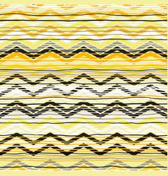 abstract ethnic chevron print vector image