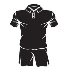 Football soccer jersey1 vector