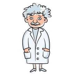 Scientist science day vector