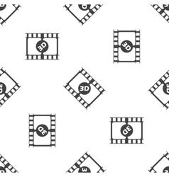 3d movie pattern vector